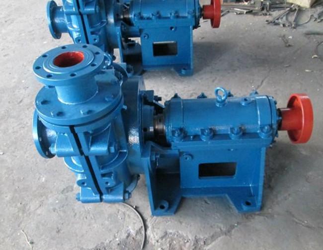 离心式渣浆泵